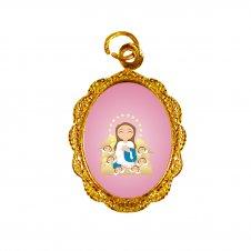 Imagem - Medalha de Alumínio Nossa Senhora da Imaculada Conceição Infantil cód: MANSICIN
