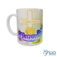 Imagem - Caneca Lembrança de Batismo cód: 18564014