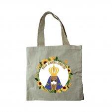 Imagem - Ecobag Nossa Senhora Aparecida Modelo 4 color:Única;size:Único cód: 514270991908