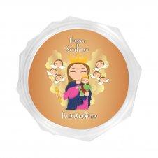Imagem - Embalagem Italiana de Nossa Senhora Auxiliadora Infantil cód: EINSAI2