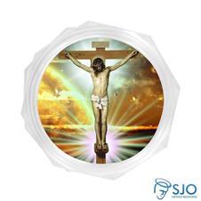 Embalagem de Jesus Crucificado