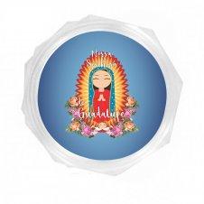 Imagem - Embalagem Italiana Média Nossa Senhora de Guadalupe Infantil cód: EIMNSGI