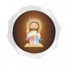 Imagem - Embalagem Italiana Média Jesus Misericordioso Infantil cód: EIMJMI