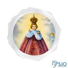 Embalagem do Menino Jesus de Praga