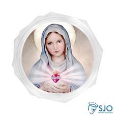 Embalagem de Nossa Senhora da Chama do Amor