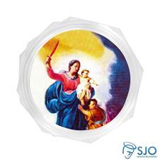 Imagem - Embalagem de Nossa Senhora da Defesa cód: 19107543