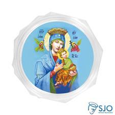 Embalagem de Nossa Senhora do Perpétuo Socorro