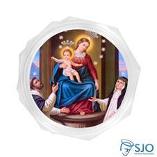 Embalagem de Nossa Senhora do Rosário