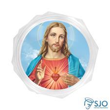 Imagem - Embalagem do Sagrado Coração de Jesus cód: 15823478