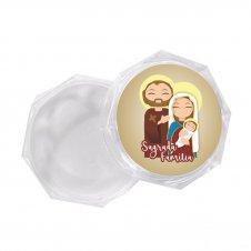 Imagem - Embalagem Italiana Sagrada Família Infantil cód: EISFI