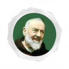 Imagem - Embalagem Italiana Padre Pio cód: 18899761