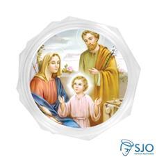 Embalagem da Sagrada Família