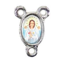 Imagem - Entremeio Nossa Senhora Rosa Mística cód: 15798675