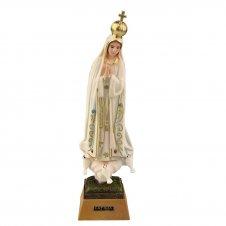 Imagem - Imagem de Resina Nossa Senhora Auxiliadora - 17 cm cód: IMGA17
