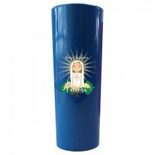 Imagem - Copo Long Drink Nossa Senhora de Fátima Infantil cód: CLDNSFIA
