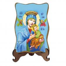Imagem - Porta-Retrato Nossa Senhora do Perpétuo Socorro - Modelo 1 - 13832197