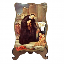 Imagem - Porta Retrato São Vicente de Paulo cód: 17255028
