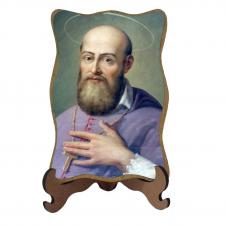 Imagem - Porta-Retrato São Francisco de Sales cód: 11459345