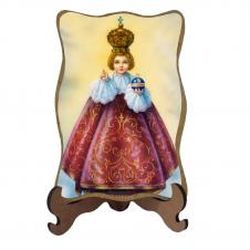 Imagem - Porta-Retrato Menino Jesus de Praga - 13353539