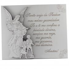 Imagem - Porta Retrato Anjo da Guarda com Oração cód: 13958866