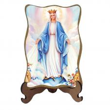 Imagem - Porta-Retrato Nossa Senhora das Graças - Modelo 1 - 17498971