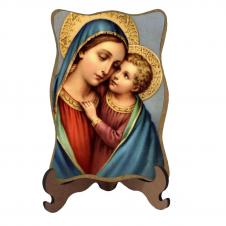 Imagem - Porta-Retrato Nossa Senhora do Bom Conselho - 17209761