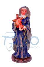 Imagem de Resina Santa Teresa - 9 cm