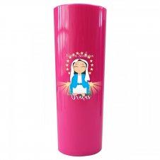 Imagem - Copo Long Drink Nossa Senhora das Graças Infantil cód: CLDNSGIR