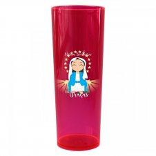 Imagem - Copo Long Drink Nossa Senhora das Graças Infantil cód: CLDNSGIRT