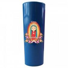 Imagem - Copo Long Drink Nossa Senhora de Guadalupe Infantil cód: CLDNSGI2A