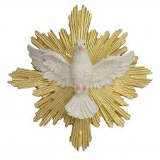 Imagem - Divino Espírito Santo de Parede - 17 cm cód: 14920337