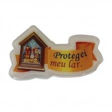 Imagem - Ímã da Proteção Capela - Protegei meu Lar cód: IMP-01-DPE