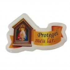 Imagem - Ímã da Proteção Capela - Protegei meu Lar cód: IMP-01-JM