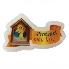 Imagem - Ímã da Proteção Capela - Protegei meu Lar cód: IMP-01-MR