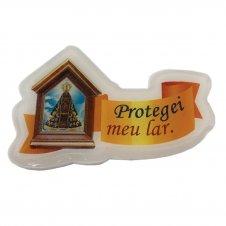 Imagem - Ímã da Proteção Capela - Protegei meu Lar cód: IMP-01-NSA