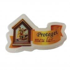 Imagem - Ímã da Proteção Capela - Protegei meu Lar cód: IMP-01-SM