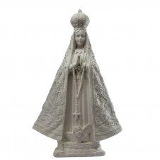 Imagem - Imagem de Gesso Nossa Senhora Aparecida - 23 cm cód: 15804644