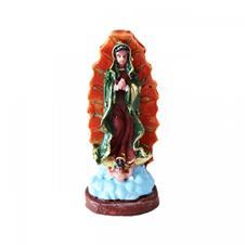 Imagem - Imagem de Resina Nossa Senhora de Guadalupe - 7 cm cód: IGNSG-11