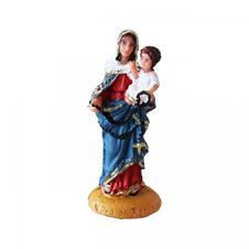 Imagem - Imagem de Resina Nossa Senhora do Rosário - 20 cm cód:  IRNSR1
