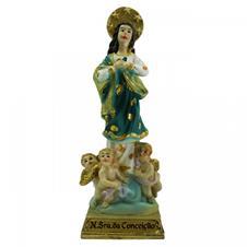Imagem de Resina Nossa Senhora da Imaculada Conceição - 15 cm