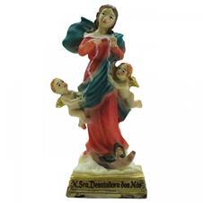 Imagem - Imagem de Resina Nossa Senhora Desatadora dos Nós - 30 cm cód: 14634715