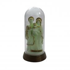 Imagem - Imagem Fosforescente Sagrada Família - 10 cm cód: IR0205311052