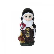 Imagem - Imagem Infantil de Santa Edwiges - 7 cm cód: IISE-1