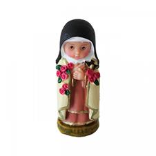 Imagem - Imagem Infantil Santa Terezinha - 7 cm cód: IIST