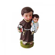 Imagem - Imagem Infantil Santo Antônio - 7 cm cód: IIST-1