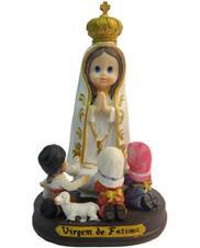 Imagem Infantil de Nossa Senhora de Fátima - 10 cm