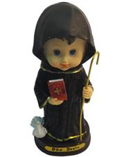 Imagem Infantil de São Bento - 10 cm