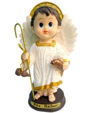 Imagem Infantil de São Rafael - 15 cm