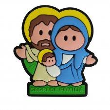 Imagem - Imã Emborrachado Sagrada Família cód: 19400403