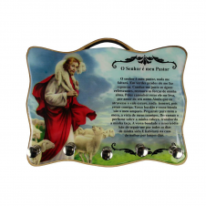 Imagem - Porta Chave - Bom Pastor cód: 10781968